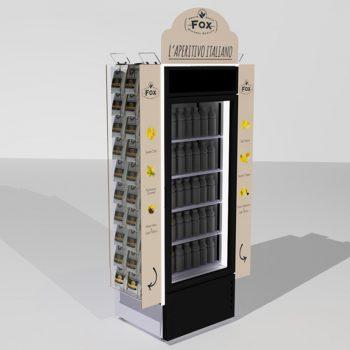 Display fridge - HORECA